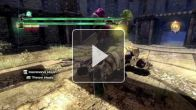 vidéo : Majin and the Forsaken Kingdom : Gameplay 01