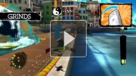 vidéo : Shaun White Skateboarding Wii Controls Feature