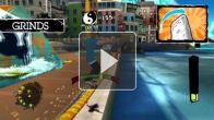 Shaun White Skateboarding Wii Controls Feature