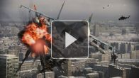 vid�o : Ace Combat : Assault Horizon - Trailer TGS 2011