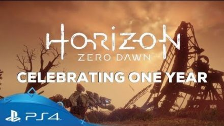 Horizon Zero Dawn : 1 an après