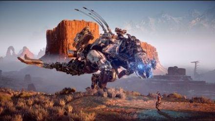 Horizon Zero Dawn - Nouvelle vidéo de gameplay