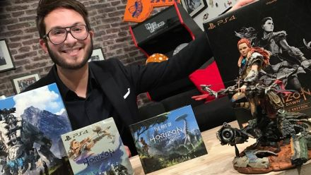 Horizon Zero Dawn : L'unboxing du Collector