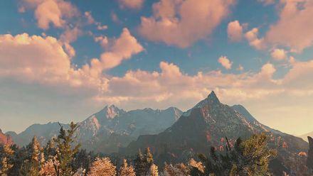 Horizon (PS4) : une démo technique sous forme de time lapse