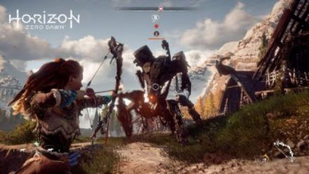 Horizon Zero Dawn PS4 : Trailer de lancement