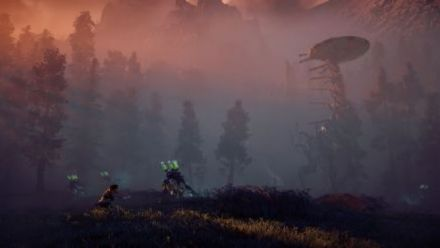Horizon Zero Dawn Publicité UK