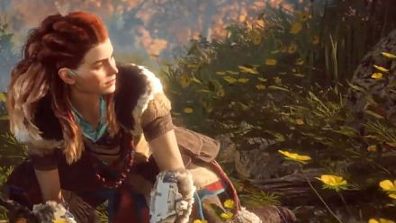 vid�o : Horizon Zero Dawn : The Hero ׃ Aloy