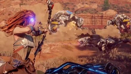 vid�o : Horizon Zero Dawn : Thrill of the Hunt