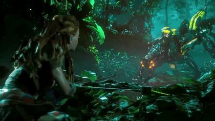 Horizon Zero Dawn : Bande annonce Overwhelming Odds