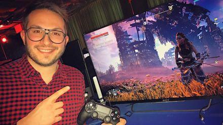 Horizon Zero Dawn : On y a joué 4h, impressions et gameplay inédit avant le Test