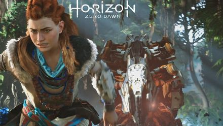 Horizon Zero Dawn : Trailer Aloy's Journey
