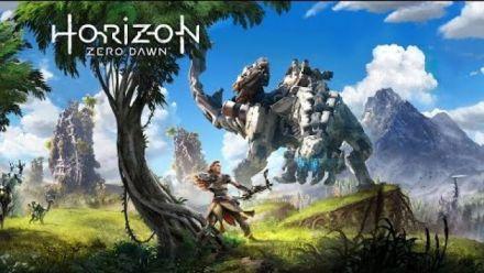 Horizon Zero Dawn - Gameplay TGS