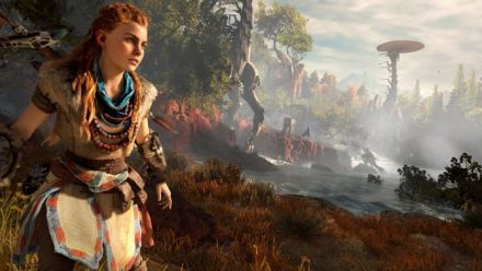 Horizon Zero Dawn montre du gameplay PS4 Pro