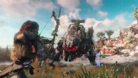 Horizon : Zero Dawn - trailer d'annonce E3 2015