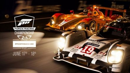 Vidéo : Forza Racing Championship Season 3? The Porsche Cup to Make History at Le Mans