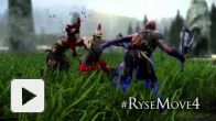 vid�o : Ryse: Son of Rome Execution Move 4