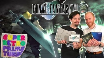 Vidéo : Super Retro Prime Turbo : Final Fantasy VII