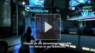 Vid�o : Mindjack Trailer Personnage Characters