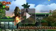 Donkey Kong Country Returns - Trailer Japonais