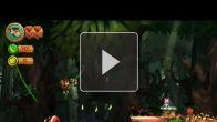 Donkey Kong Country Returns - Trailer E3