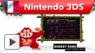 Vid�o : Donkey Kong Returns 3D : Saga Historique