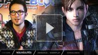 Resident Evil : Revelations, nos impressions vidéo