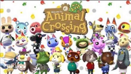 Vidéo : Animal Crossing New Leaf : Toy Day OST