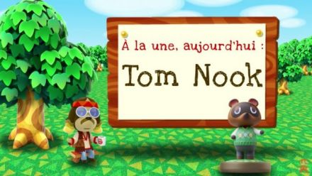 Vid�o : Animal Crossing New Leaf Welcome amiibo Tom Nook