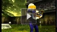 The Legend Of Zelda Ocarina Of Time 3D - Trailer Japonais