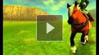 Zelda Ocarina of Time 3D - Séquence d'intro
