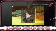 vidéo : Mario Kart 7 : Trailer Européen