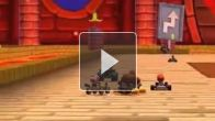 Mario Kart 7 : Trailer Coupe Carapace