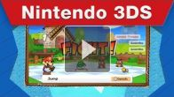 Vid�o : Paper Mario Sticker Star : Puzzles Gameplay
