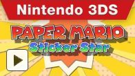 Vid�o : Paper Mario Stricker Star : Trailer #5