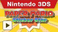 Paper Mario Stricker Star : Trailer #5