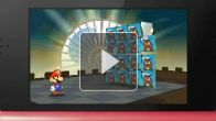 Paper Mario 3DS Trailer Gameplay TGS 11