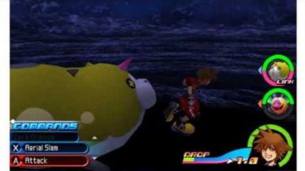 Vid�o : Kingdom Hearts 3D : Niveau La Planète aux trésors