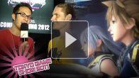 TGS > Kingdom Hearts 3D, nos impressions vidéo