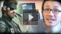 Vid�o : Metal Gear Solid Snake Eater 3D, notre test vidéo