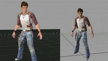 Vid�o : Uncharted : démo technique Project Big