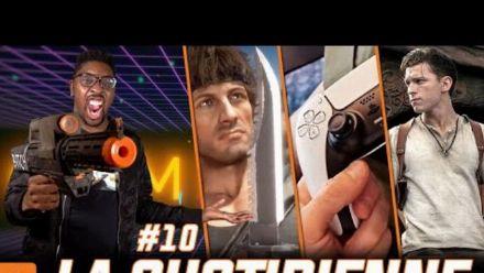 Vid�o : La PS5 en vadrouille, Tom Holland dans le film Uncharted : La Quotidienne #10, c'est parti !