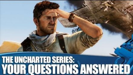 Uncharted Series - Nolan North Answers Your Questions!