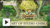 Ni No Kuni : Wrath of the White With - Making of Partie 2