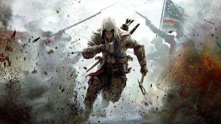 Vid�o : Assassin's Creed III Target Gameplay Footage