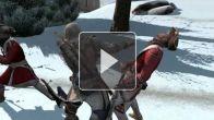 Assassin's Creed III : Armes et combat en vidéo