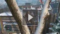 Assassin's Creed III - Vidéo commentée de la démo de gameplay de l'E3 (Frontier)