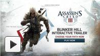 Assassin's Creed III : trailer interactif