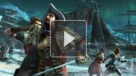 Assassin's Creed III GamesCom Naval Warfare Walkthrough HD FR Bataille Navale