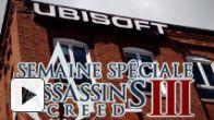 Assassin's Creed III : notre visite exclusive des studios