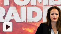 Interview d'Alice David  : La voix de Lara Croft